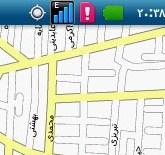 دانلود ایران آفلاین برنامه جی پی اس و نقشه شهر ها برای اندروید