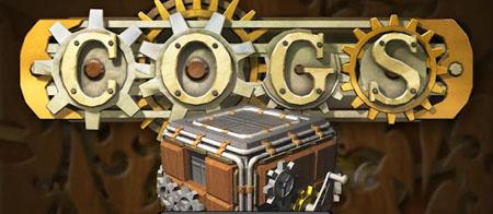 دانلود بازی معمای چرخ دنده ها با Cogs v1.0.18 برای  اندروید