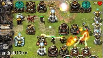 دانلود بازی اندرویددفاع نیروهای روشنایی Myth Defense Light Forces v1.7.0