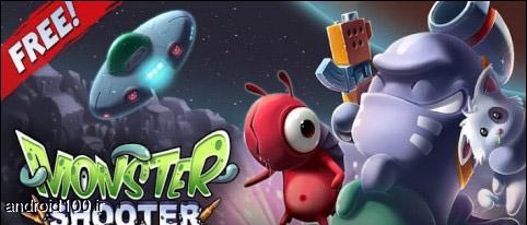 دانلود بازی اندرویدشلیک به هیولاها Monster Shooter v1.12