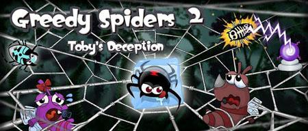 دانلود عنکبوت حریص با Greedy Spiders 2 v1.0.4 اندروید
