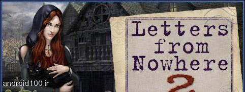 دانلود بازی فکری اندروید نامه هایی از ناکجا Letters from Nowhere 2 v1.1