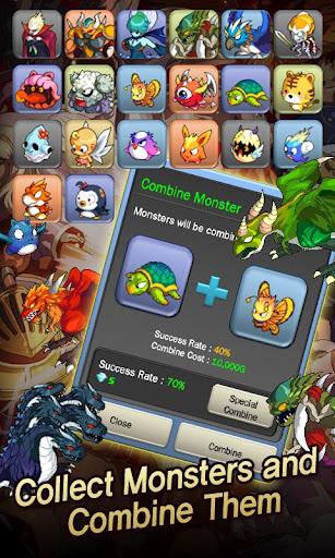 دانلود بازی Monster Warlord 1.0.1 برای اندروید
