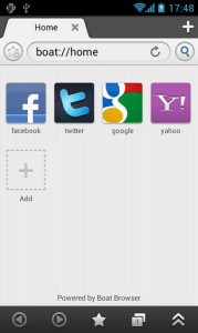 دانلود مرورگر اندرویدBoat Browser 4.4