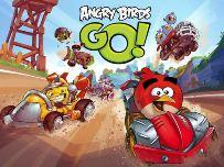 دانلود Angry Birds Go v1.0.1 بازی مسابقات رالی پرندگان خشمگین برای اندروید