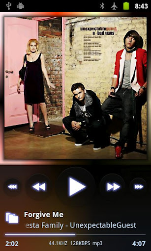 دانلود نرم افزار پلیر قدرتمند Poweramp Music Player (Trial) 2.0.7-build-510 اندروید