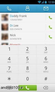 دانلود برنامه حرفه ای مدیریت مخاطبین GO Contacts Pro برای اندروید
