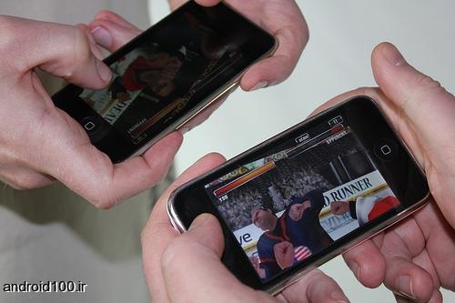 Hockey Nations دانلود بازی بازی اندروید دانلود بازی اندروید هاکی