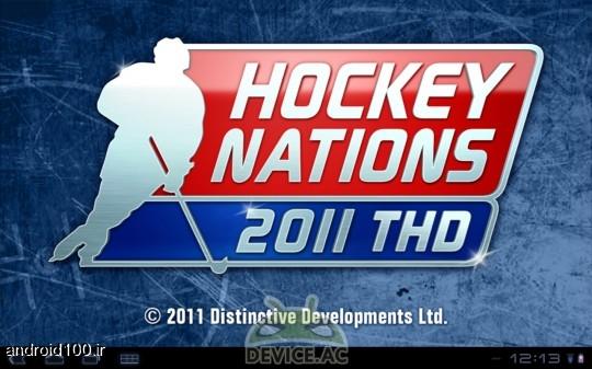 دانلود بازی هاکی Hockey Nations
