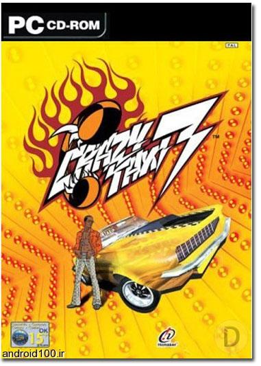 دانلود بازی سه بعدی و مسابقه ای Crazy Taxi HD FREE 113 برای اندرو�