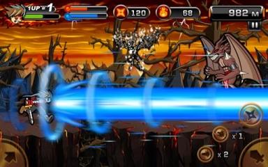دانلود بازی نینجای شیطانی Devil Ninja برای اندروید