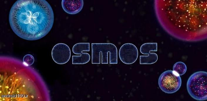 دانلود بازی فکری اچ دی Osmos HD برای اندروید